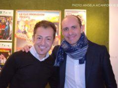 Lucio Pierri e Massimo Carrino