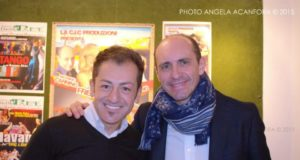 Lucio Pierri e Massimo Carrino