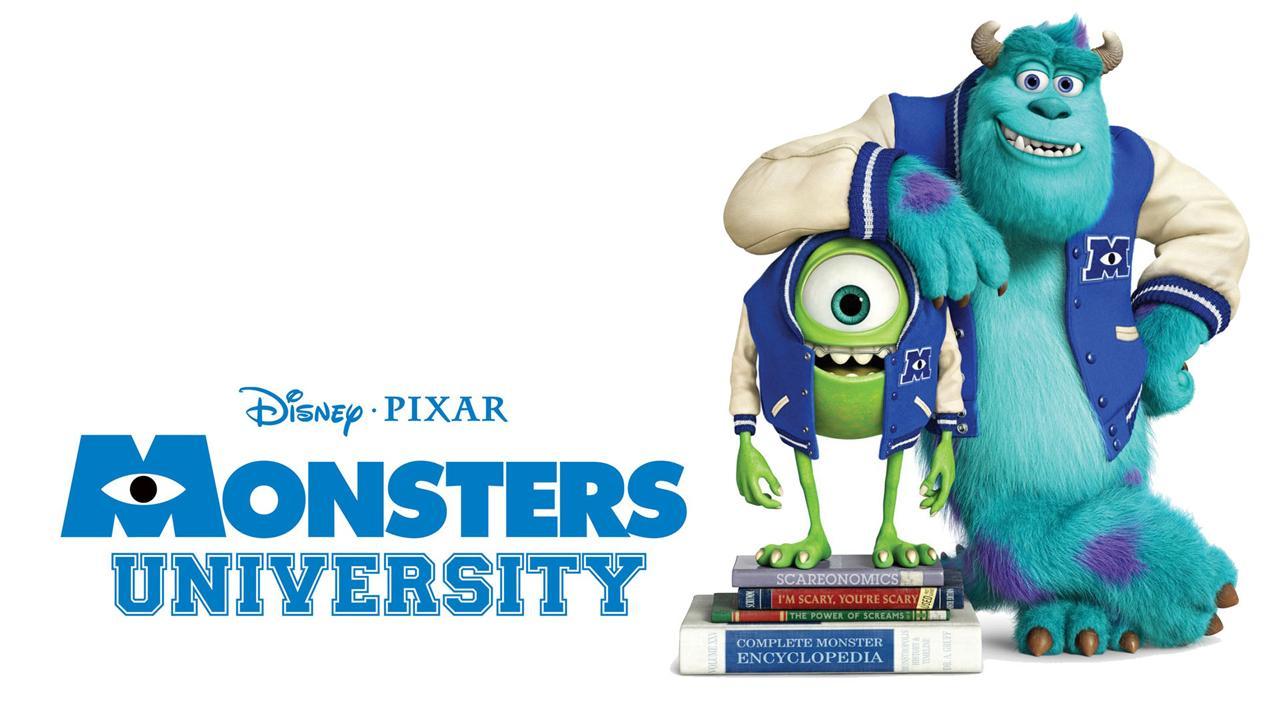 Monsters University, stasera in tv