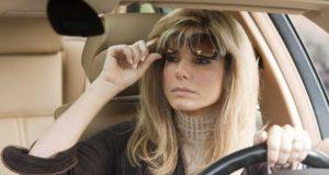 Sandra Bullock nel film The Blind Side