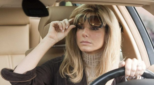 Sandra Bullock nel film The Blind Side