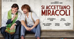 Si accettano miracoli, stasera in tv il film di Alessandro Siani