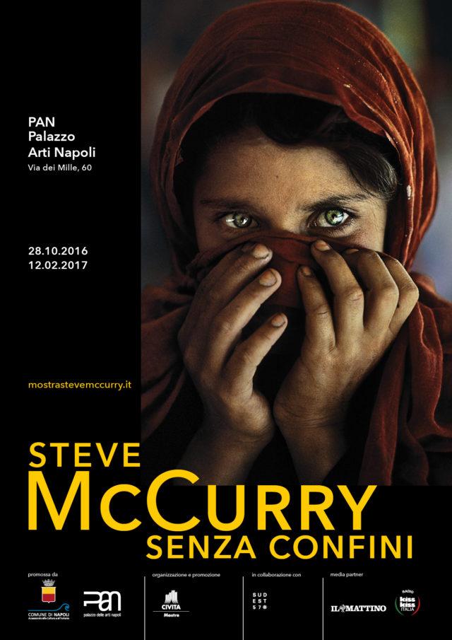 Steve McCurry senza confine