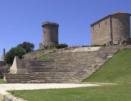 Teatro - Parco archeologico di Velia