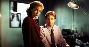 The X-Files, Fox Mulder e Dana Scully