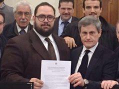 Gianni Alemanno deposita legge leggitta difesa