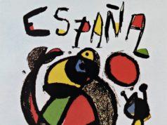 Joan Mirò manifesto mondiali Spagna 82