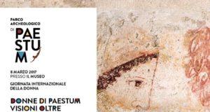 Locandina Donne di Paestum