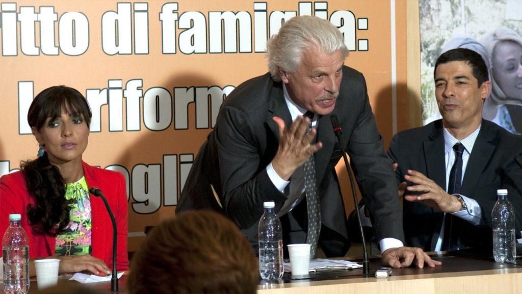Viva l'Italia con Michele Placido, Ambra Angiolini, Alessandro Gassman
