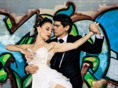 Adrian Veredice e Alejandra Hobert, ballerini di Tango
