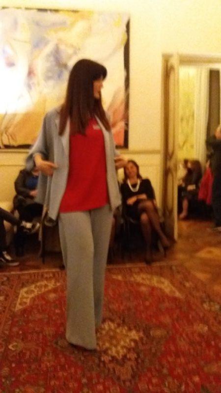 Pantalone con giacca Daniela Danesi