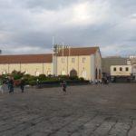 museo ferroviario di Pietrarsa all'esterno