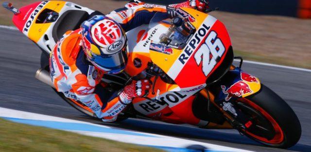 MotoGP di Spagna, Dani Pedrosa in pole a Jerez