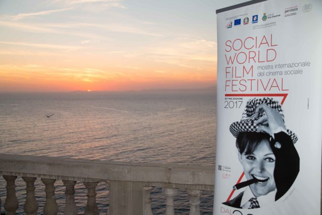 Locandina Social World Film Festival