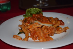 pasta col pomodoro