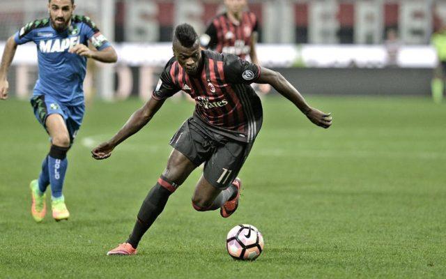 Niang, attaccante Milan