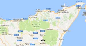 Terremoto ad Adrano