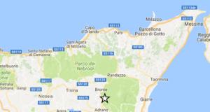 Terremoto ad Adrano, Catania