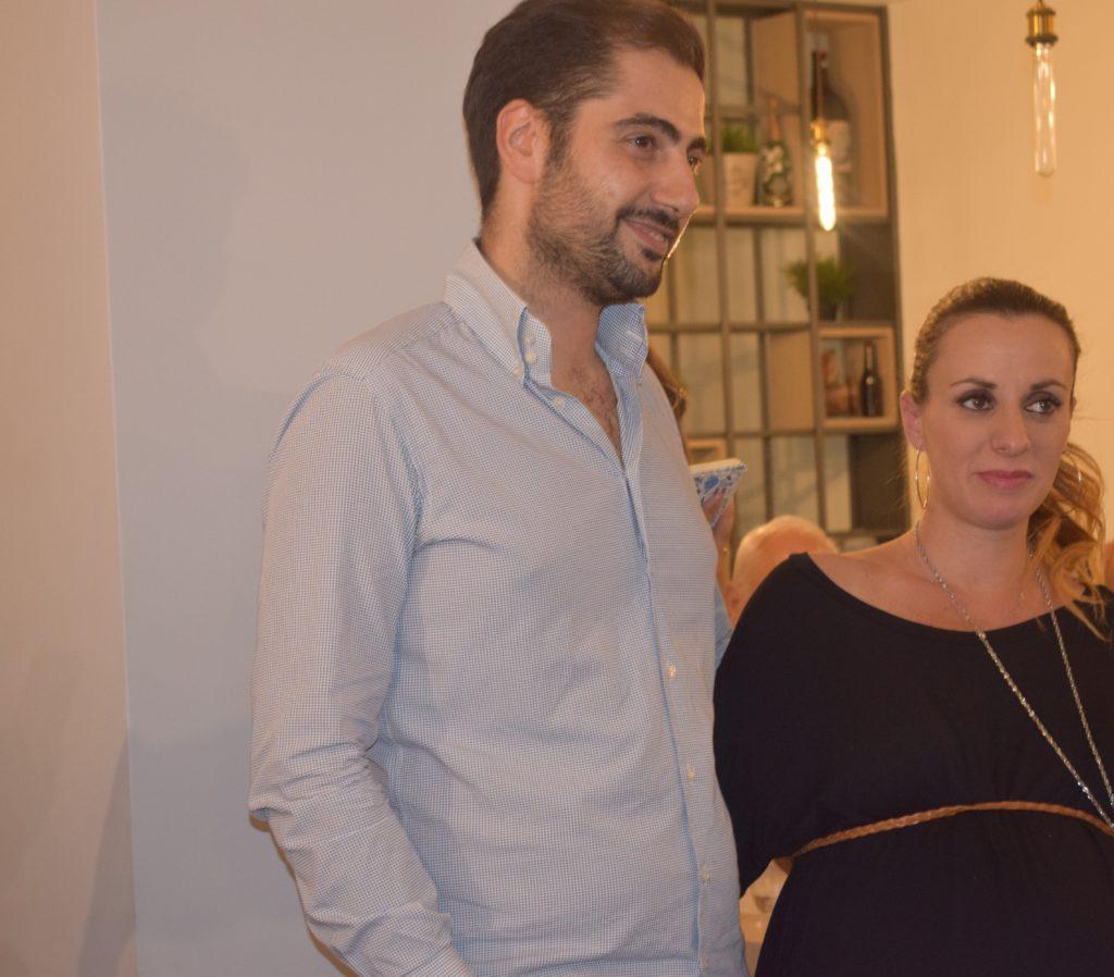 Felice Ragosta e Lucia Esposito