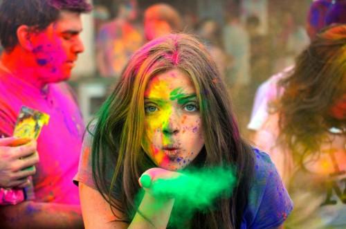 Holi Festival 1