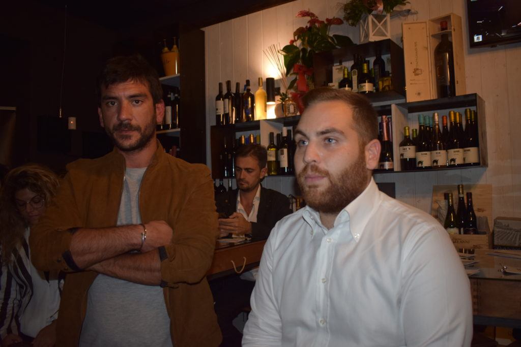 Augusto Santoro e Ferdinando Salzano