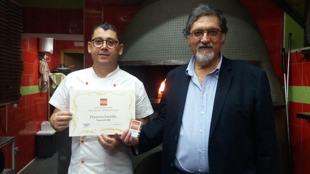 Maurizio Ferrillo e Luigi Farina