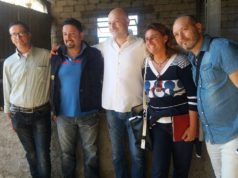 fratelli Veneruso con Laura Gambacorta e i fratelli D'Oto