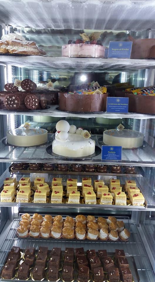 pastiera semifredda e altri dolci