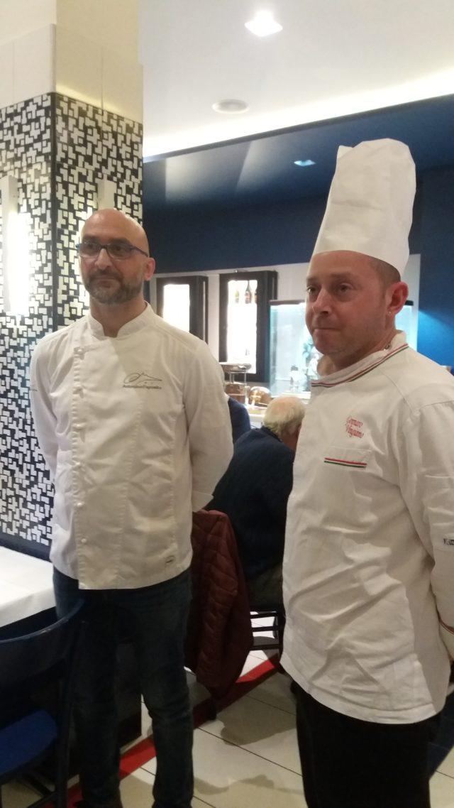 Gennaro Vingiano e Antonino Esposito