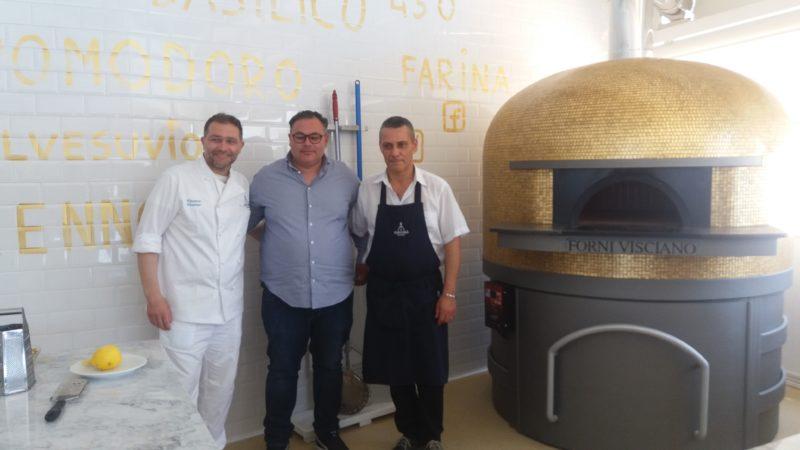 Ciro Digiovanni, Vincenzo Veneruso e Giovanni Di Dato