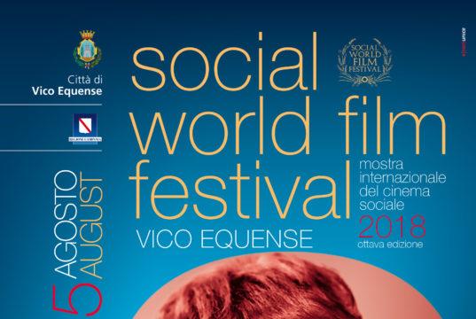 locandina social world film festival 2018