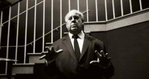 Alfred Hitchcock nasce il 13 agosto 1899