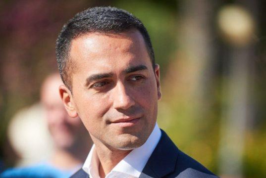 Luigi di Maio, leader del M5S e vice premier