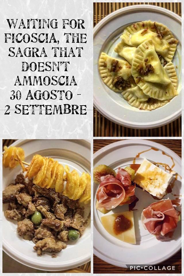 Menù di Ficoscia, Festa del Fico di Orria a Salerno
