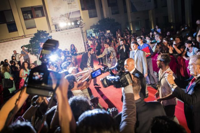 Red Carpet Vico - SOCIAL WORLD FILM FESTIVAL