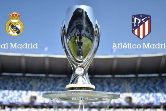 finale di Supercoppa Europea 2018, stasera in tv su Rai1