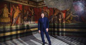 Stanotte a Pompei, conduce Alberto Angela