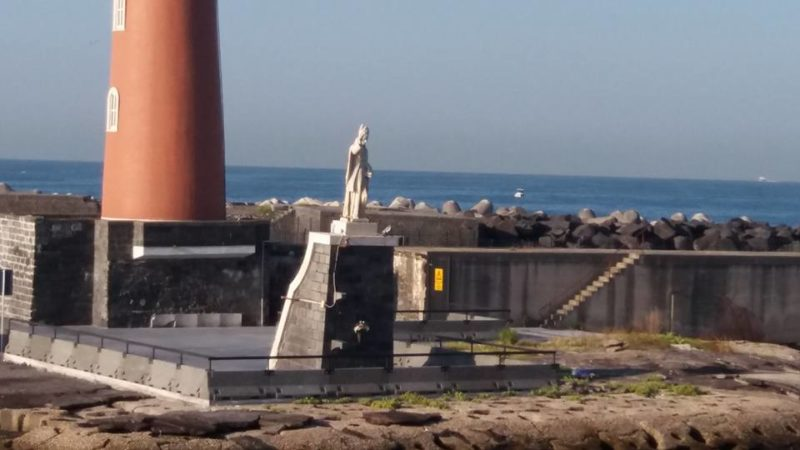 Statua di San Gennaro a Napoli