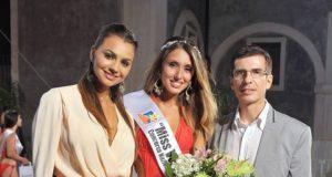 miss venere 2017 Carmen Musso miss venere 2018 Martina Di Maria, il Patron del concorso