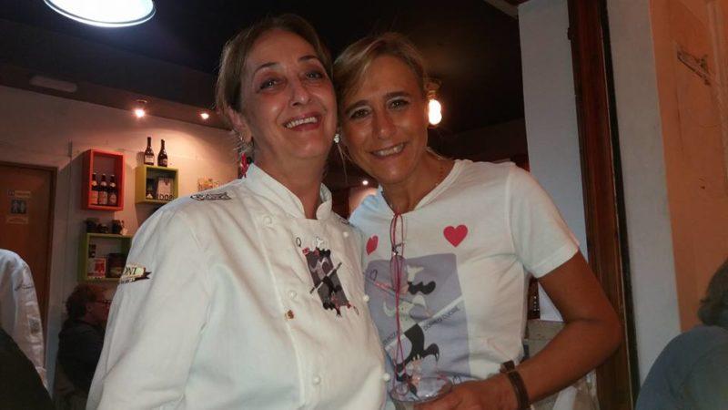 Paola Cappuccio di Pizza Verace