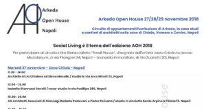 Arkeda Open House 2018 locandina
