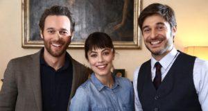 L'allieva 2 - Giorgio Marchesi, Alessandra Mastronardi e Lino Guanciale