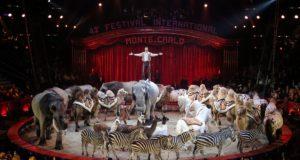 42° Festival Internazionale del Circo di Montecarlo