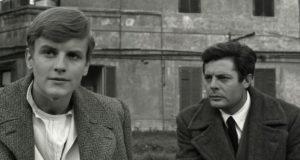 Cronaca familiare, Jacques Perrin e Marcello Mastroianni