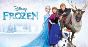 FROZEN il regno di ghiaccio, film di animazione
