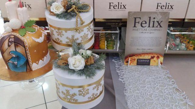 Felix panettone campano
