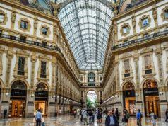 Galleria Vittorio Emanuele II, negozio PRADA