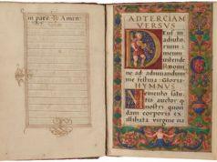 Libro d'ore - Milano, Archivio Storico Civico e Biblioteca Trivulziana, Cod. Triv. 459
