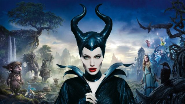 Maleficent, film con Angelina Jolie