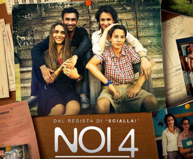 Noi 4, film con Fabrizio Gifuni